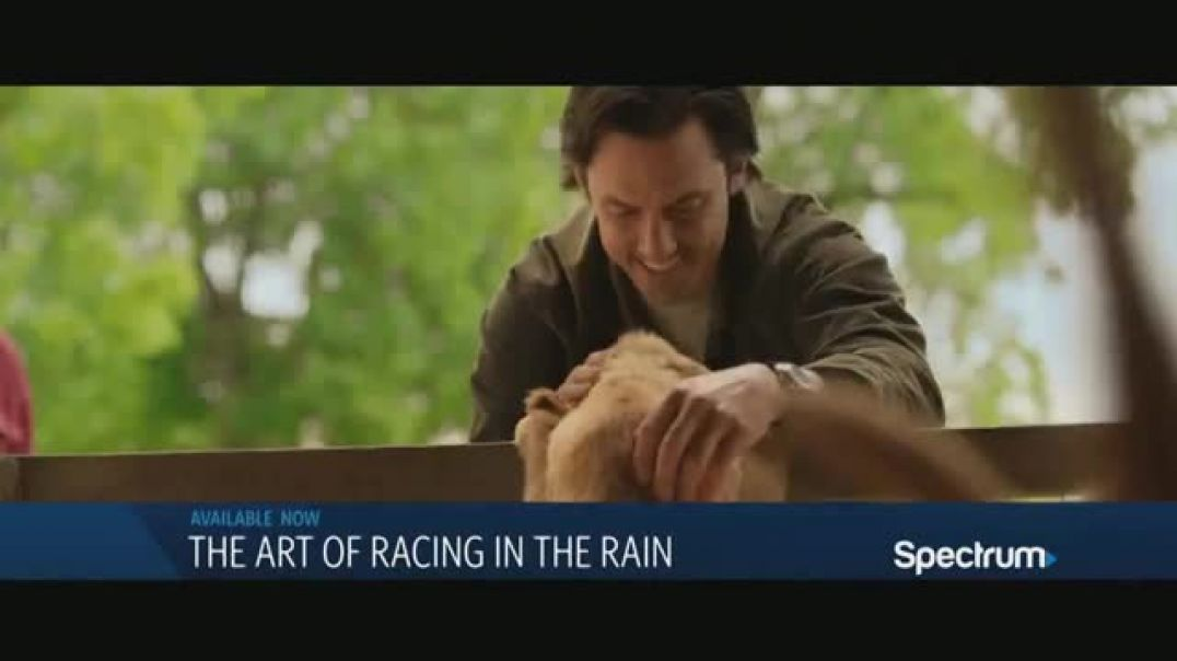 Spectrum On Demand TV Commercial Ad, Hobbs & Shaw and The Art of Racing in the Rain.mp4