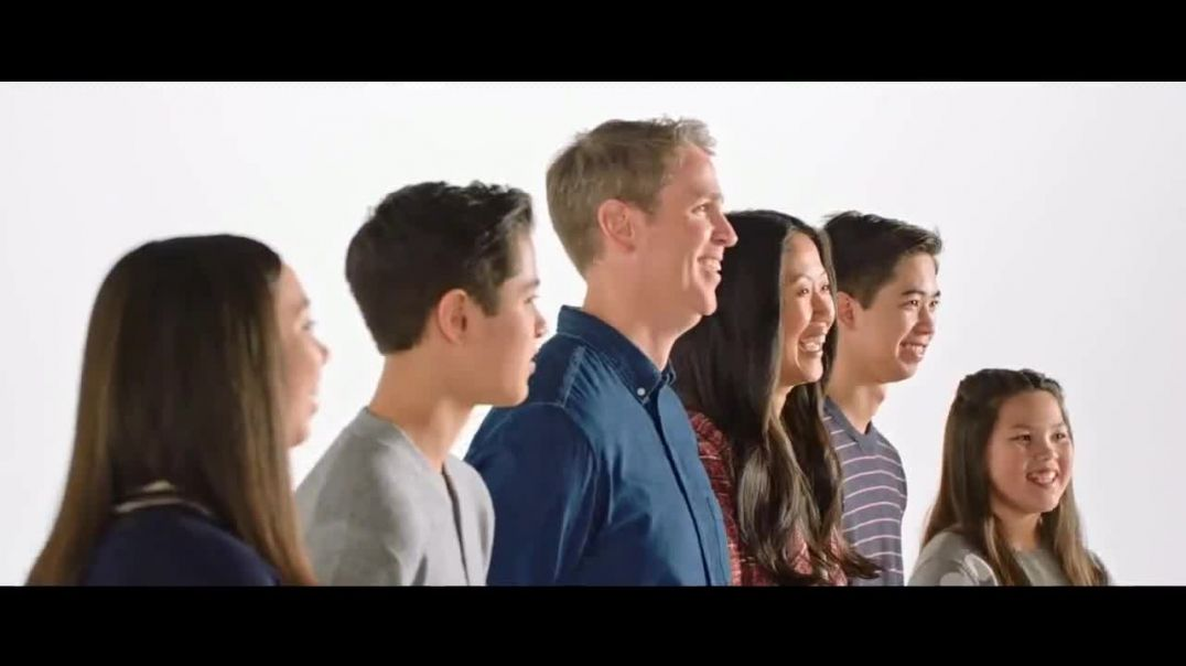 Verizon TV Commercial Ad, French Family Disney+ on Us.mp4