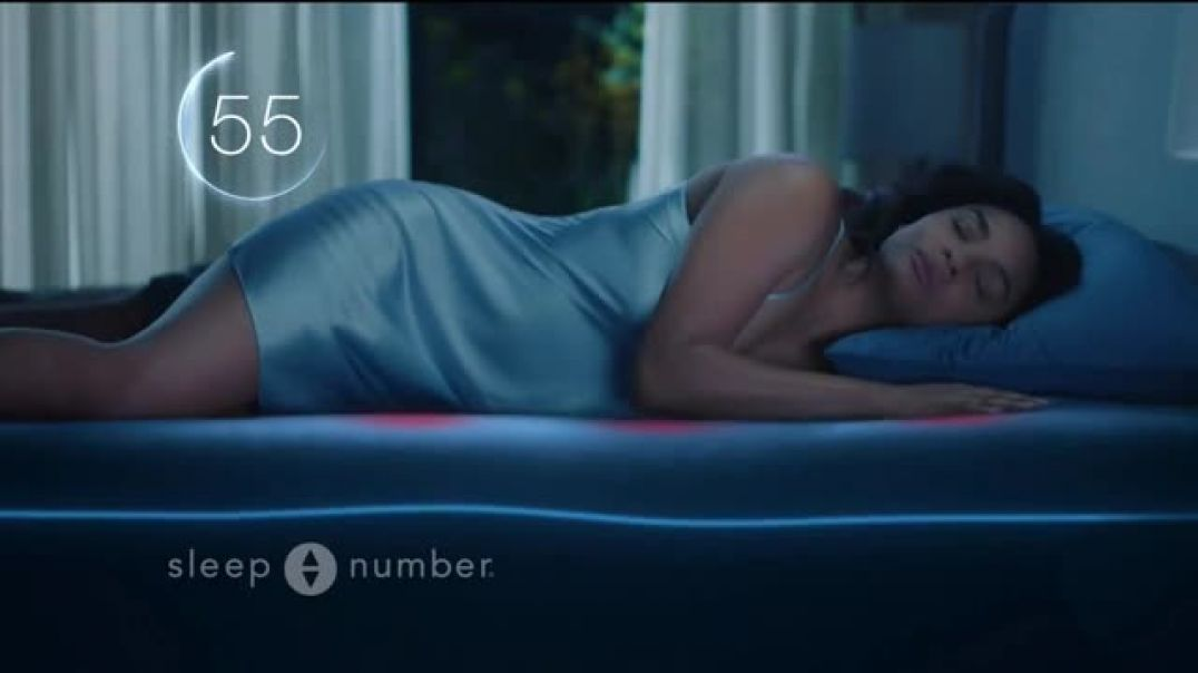 Sleep Number January Sale TV Commercial Ad, Sleep Number 360 Special Edition Smart Bed Feat. Dak Pre