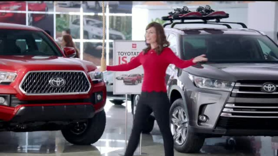 Toyota Toyotathon TV Commercial Ad, Holiday Decorations.mp4