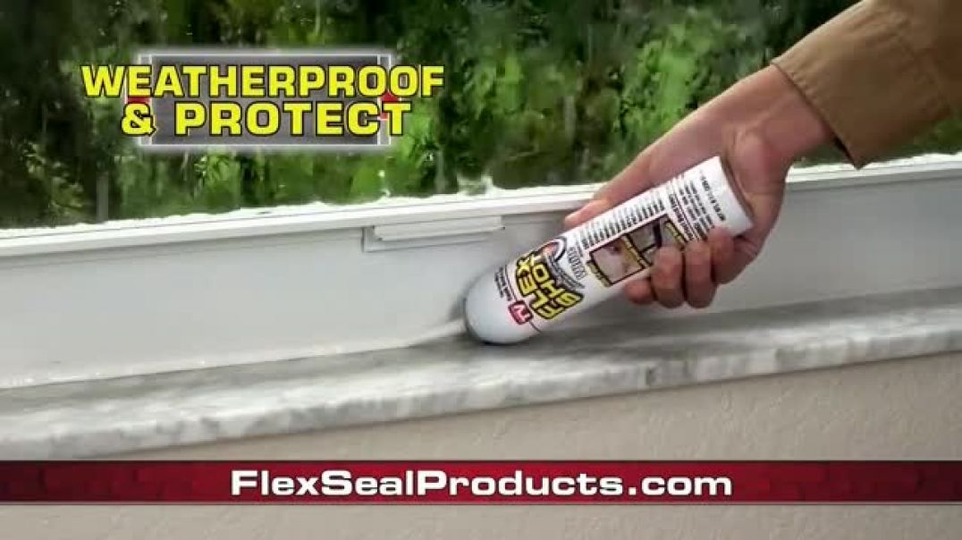 Flex Seal TV Commercial Ad, Family of Products Protect Virtually Everything Testimonials.mp4