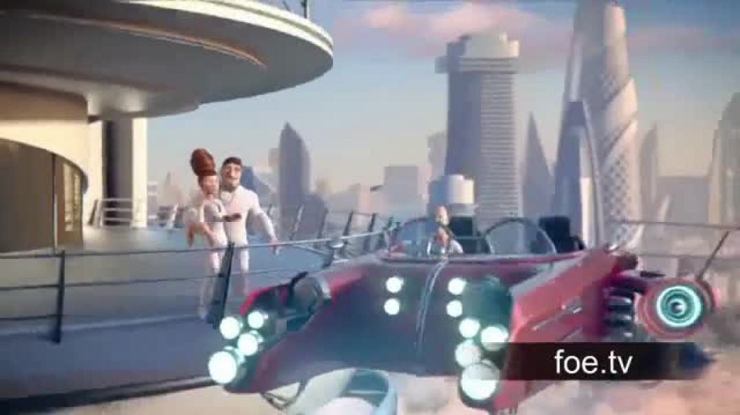 Forge of Empires TV Commercial Ad, To the Future.mp4
