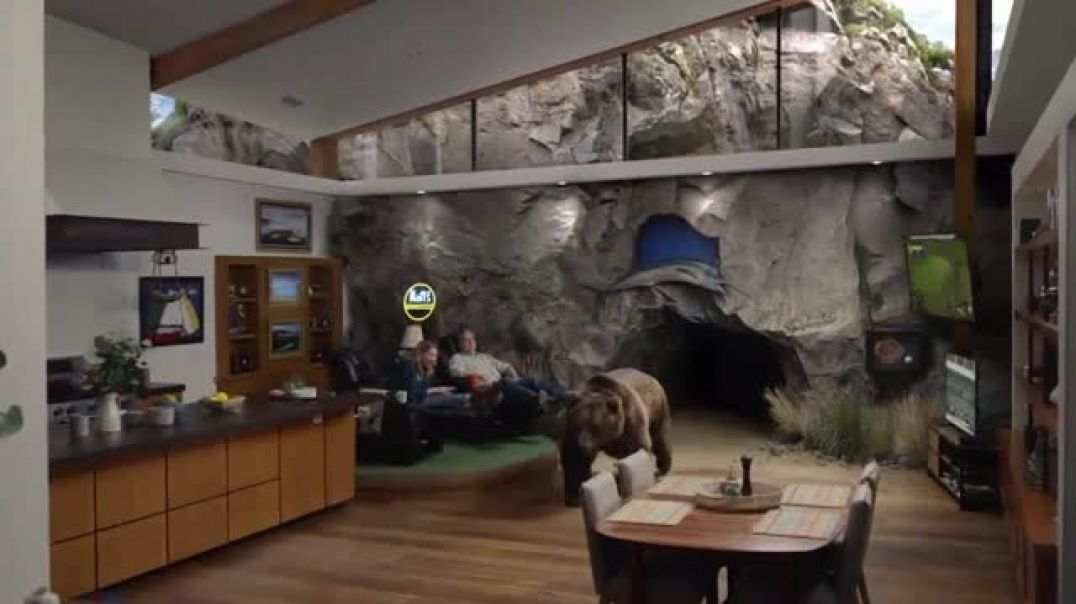 GEICO TV Commercial Ad, Man Cave.mp4