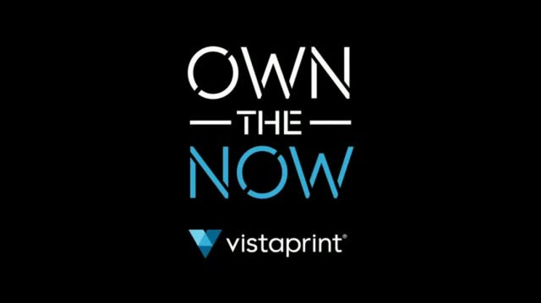Vistaprint TV Commercial Ad, Own The Now Business Cards Artfully Designed Song by Norman.mp4