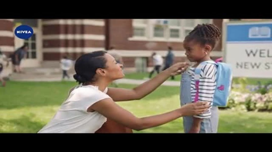 Nivea Essentially Enriched Body Lotion TV Commercial Ad, Rethink Soft School.mp4