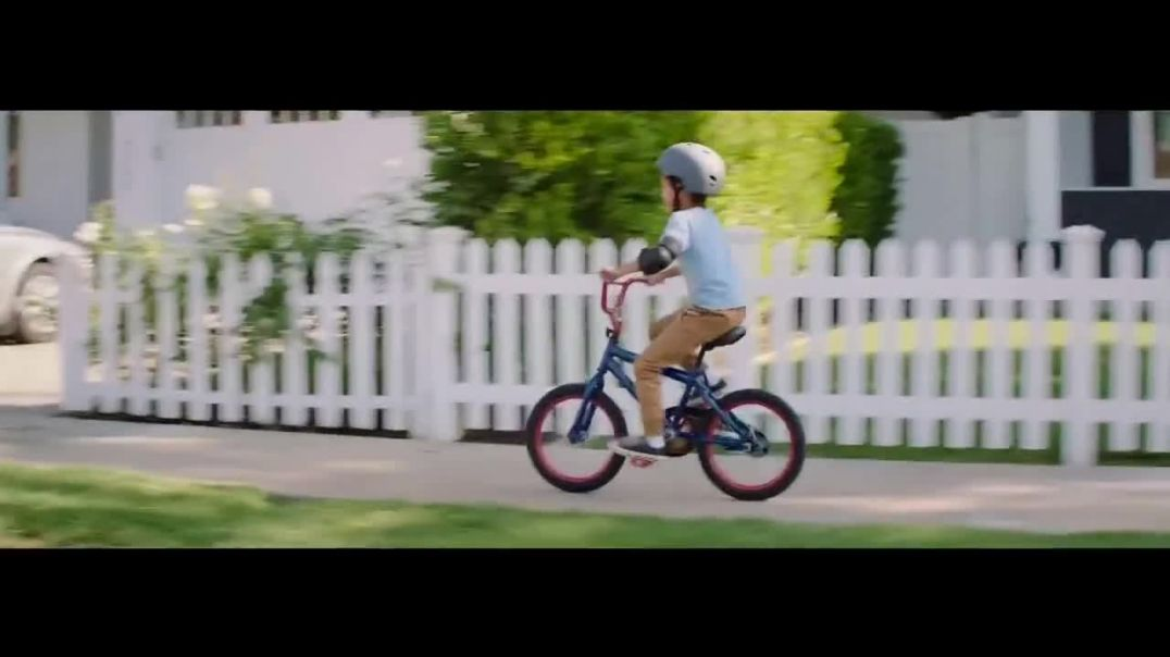 McDonalds Happy Meal TV Commercial Ad, Special Moments Bike.mp4