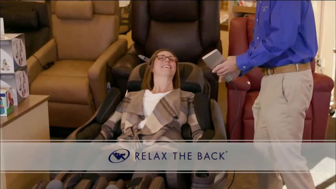 Relax the Back TV Commercial Ad, Not Too Late.mp4