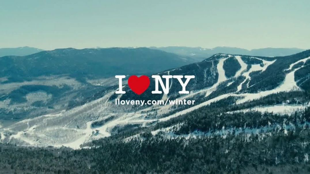 I Love NY TV Commercial Ad, Winter Find What You Love.mp4