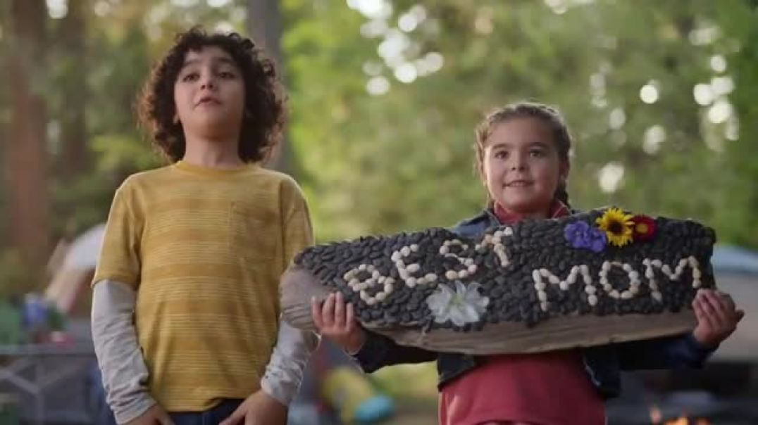 Frito Lay Variety Packs TV Commercial Ad, Mom Fantasies Family Camp Out