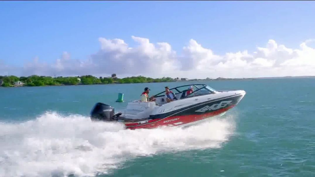 Mercury Marine Mercury FourStroke TV Commercial Ad, Pass Our Test.mp4