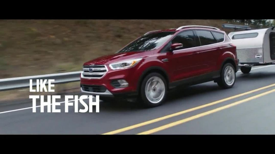 Ford TV Commercial Ad, Drive It.mp4