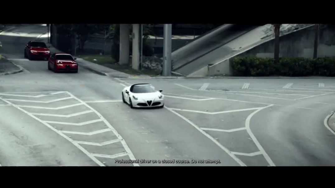 Alfa Romeo Season of Speed TV Commercial Ad, Revel in Speed I Am.mp4