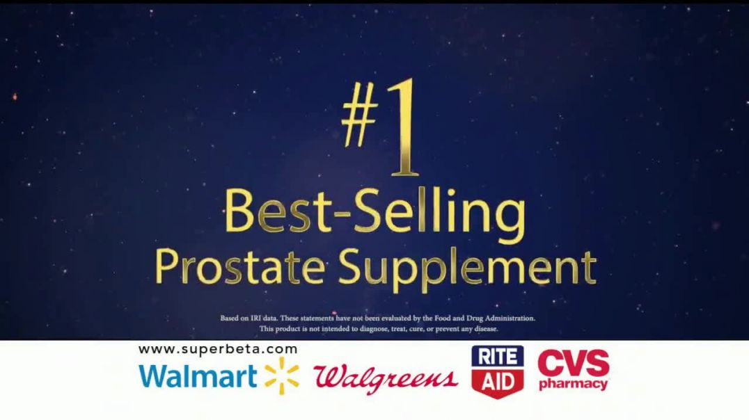 Super Beta Prostate TV Commercial Ad, Clinically Tested Ingredients.mp4