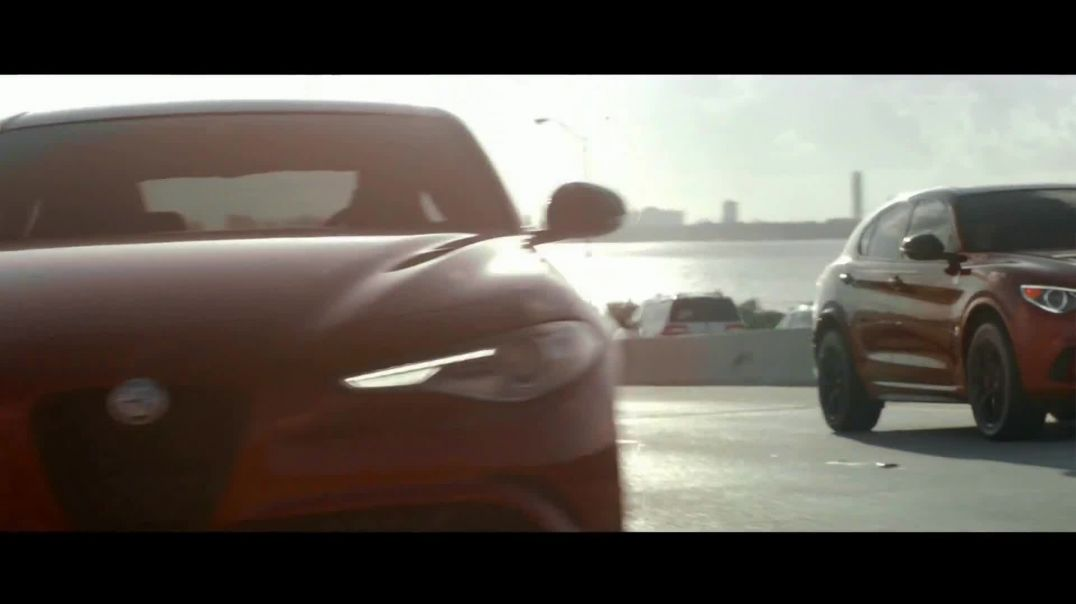 Alfa Romeo TV Commercial Ad, Revel in Speed I Am.mp4