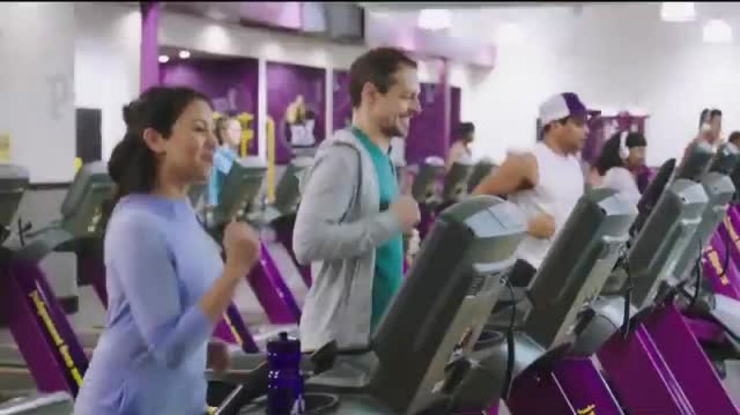 Planet Fitness TV Commercial Ad, Bike of Shame $10 a Month 20 Cents Down.mp4