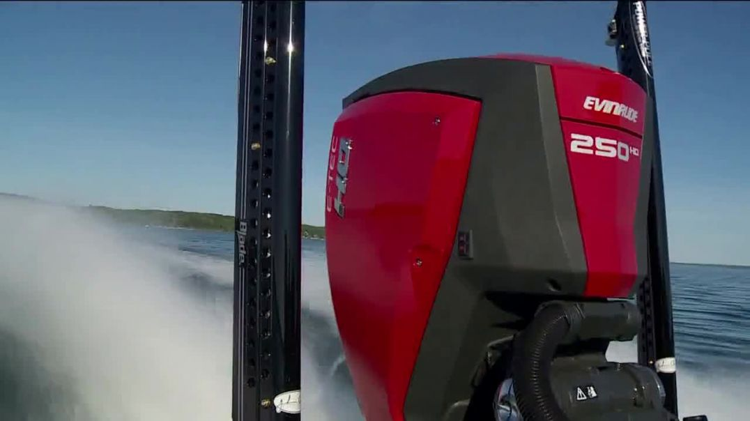 Evinrude TV Commercial Ad, Outdoor Channel Conservation Featuring Kim Stricker.mp4