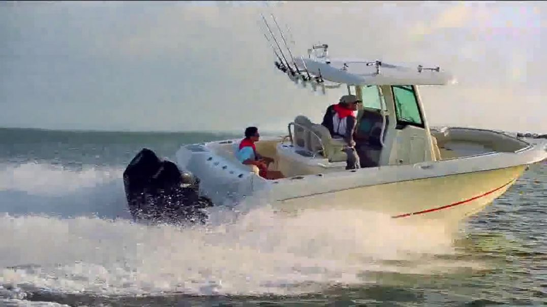 Mercury Marine V6 FourStroke TV Commercial Ad, Bold Without Limits.mp4
