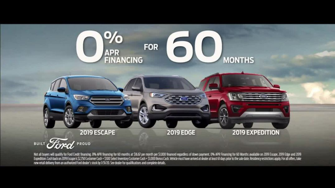 Ford TV Commercial Ad, Drive It Like You Can Do It All Song by Spencer Ludwig.mp4