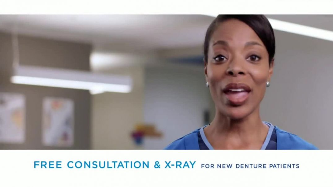 Affordable Dentures TV Commercial Ad, Life Changing.mp4