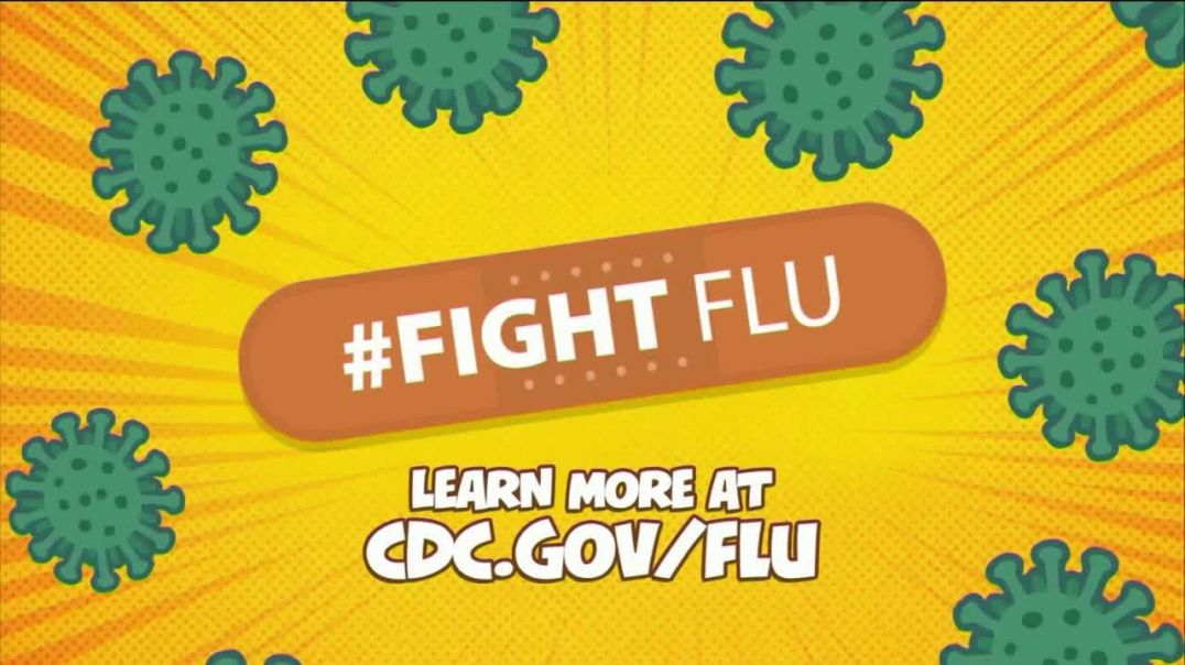 Centers for Disease Control and Prevention TV Commercial Ad, Flu Can Be Very Serious Flu Vaccine Pro