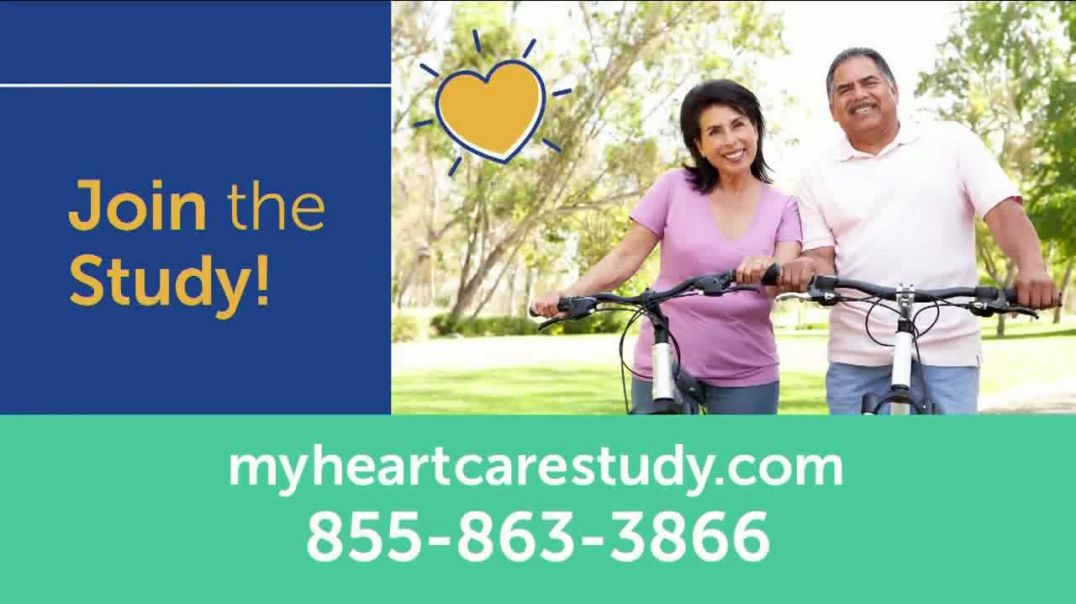 My Heart Care Study TV Commercial Ad, High Cholesterol.mp4