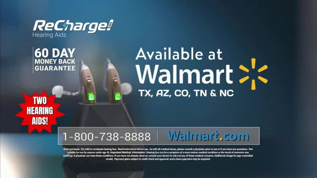 Hearing Assist, LLC TV Commercial Ad, Heard You the First Time Starting at $498.88.mp4