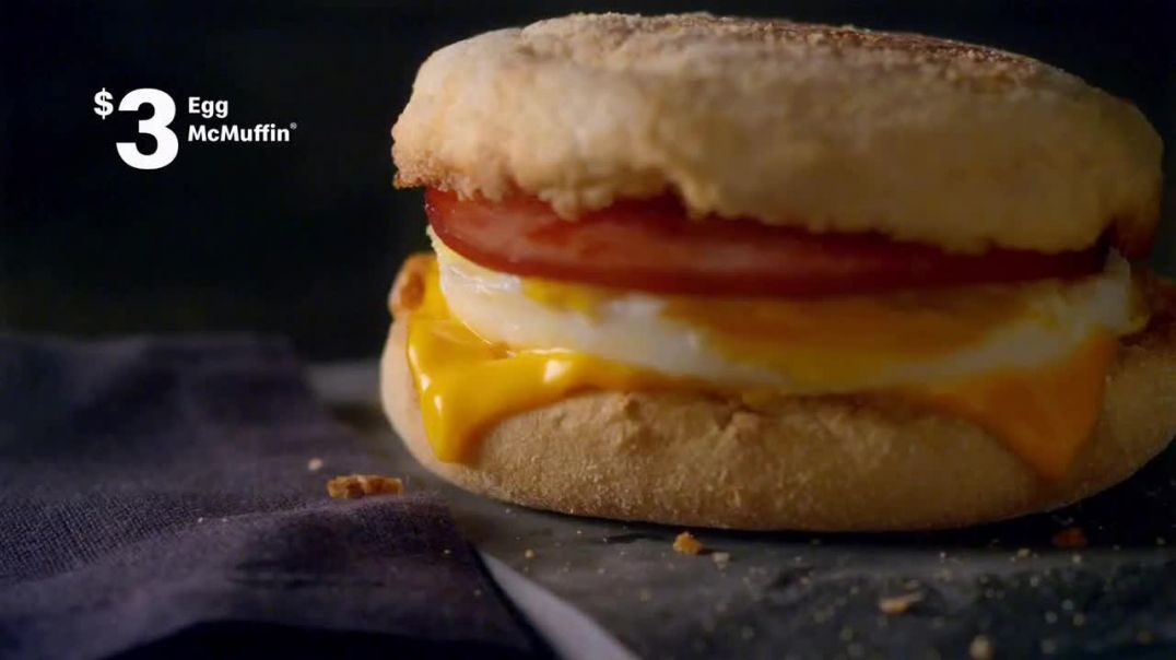 McDonalds Egg McMuffin TV Commercial Ad, Microwave This Is the Year.mp4
