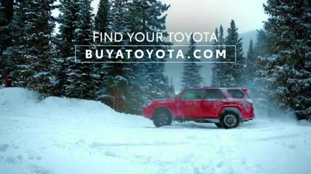 Toyota TV Commercial Ad, Dear Winter.mp4