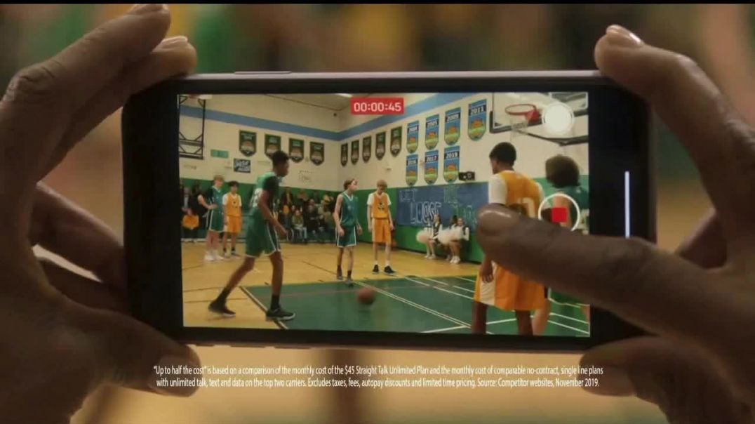 Straight Talk Wireless Unlimited Plan TV Commercial Ad, Mascot Rivalry.mp4