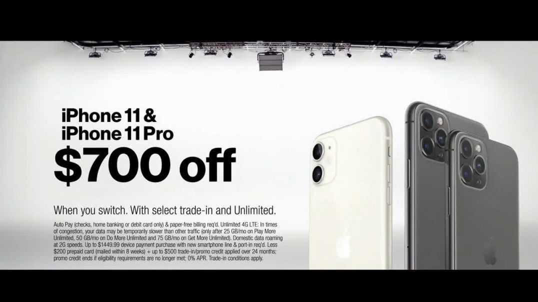 Verizon TV Commercial Ad, Aceves Family Mix and Match for $35 + $700 Off iPhone.mp4