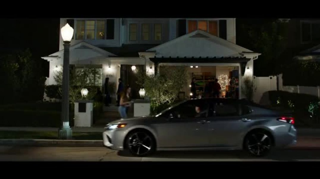 2020 Toyota Camry TV Commercial Ad, In the Neighborhood.mp4