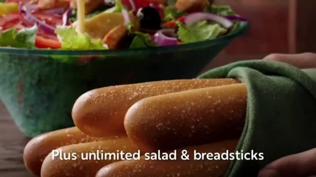 Olive Garden Oven Baked Pastas TV Commercial Ad, Theres Still Time.mp4
