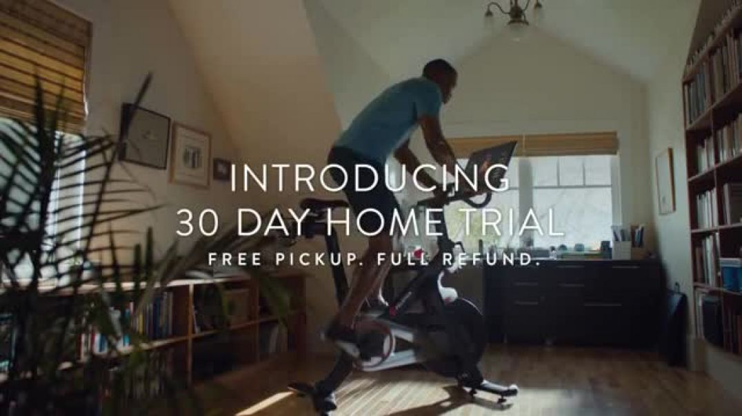 Peloton TV Commercial Ad, Playlists Free Trial Song by The Fugees.mp4