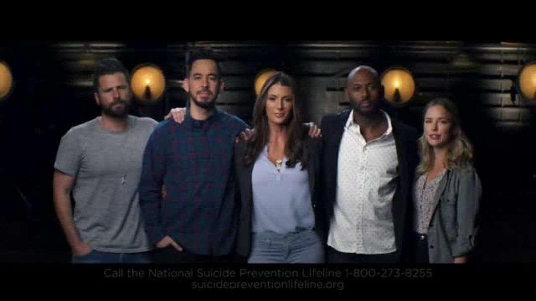 National Action Alliance for Suicide Prevention TV Commercial Ad, ABC A Million Little Things.mp4
