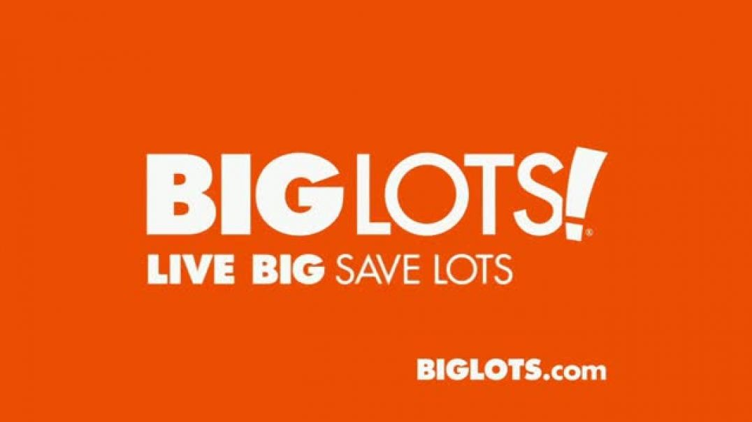 Big Lots Friends & Family Event TV Commercial Ad, New Year 20 Percent Off Everything.mp4