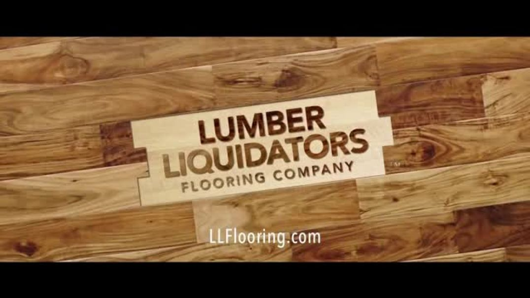 Lumber Liquidators TV Commercial Ad, Dream Home European Style Oak and WaterResistant Flooring.mp4