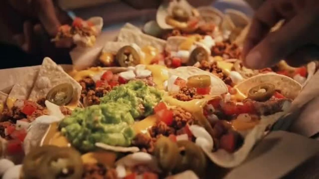 Taco Bell Nachos Party Pack TV Commercial Ad, Steal the Show.mp4