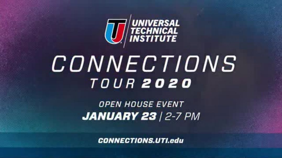 Universal Technical Institute Open House Event TV Commercial Ad, Drive Your Career.mp4