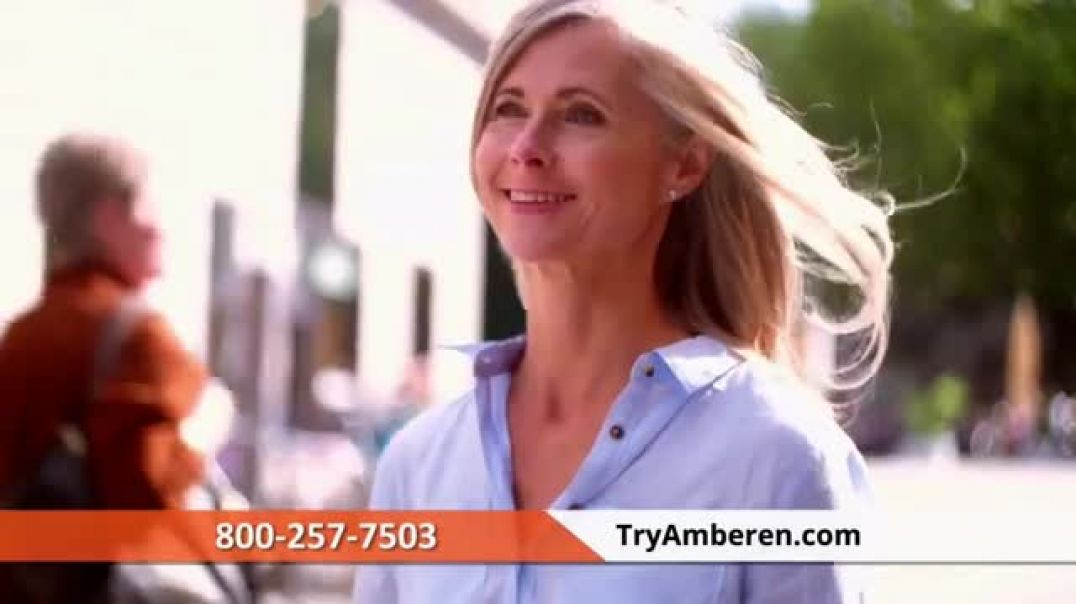 Amberen TV Commercial Ad, Put Balance Back in Your Life.mp4