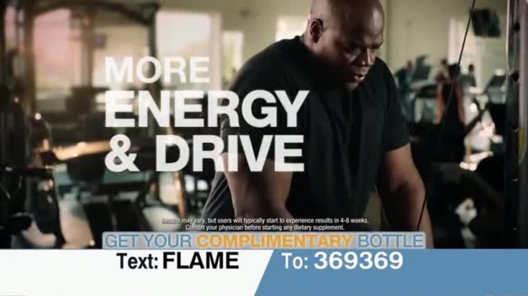 Nugenix TV Commercial Ad, Forty Slow Down Boost Featuring Frank Thomas.mp4
