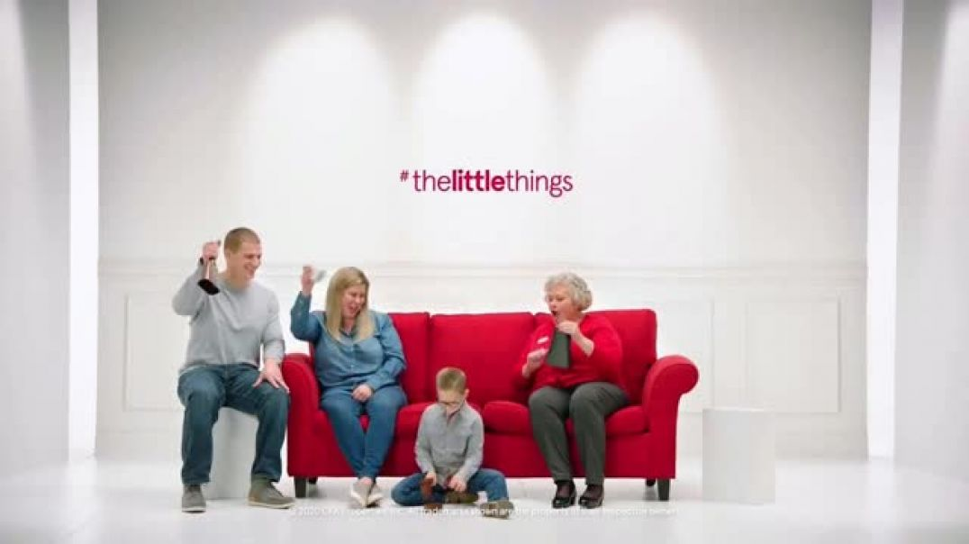 ChickfilA TV Commercial Ad, Little Things Kyles Adoption.mp4
