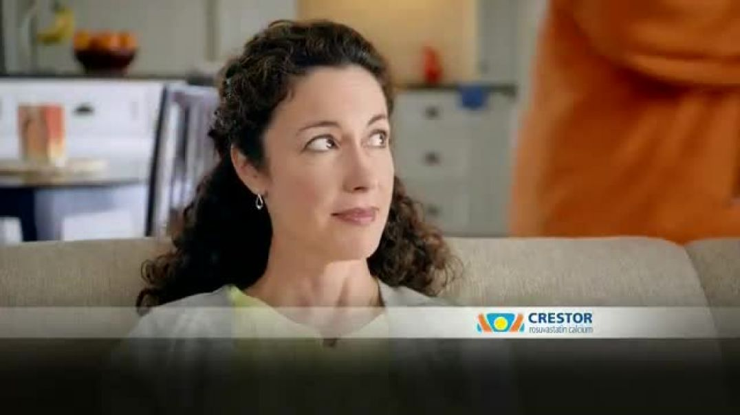 Crestor TV Commercial Ad, Trial.mp4