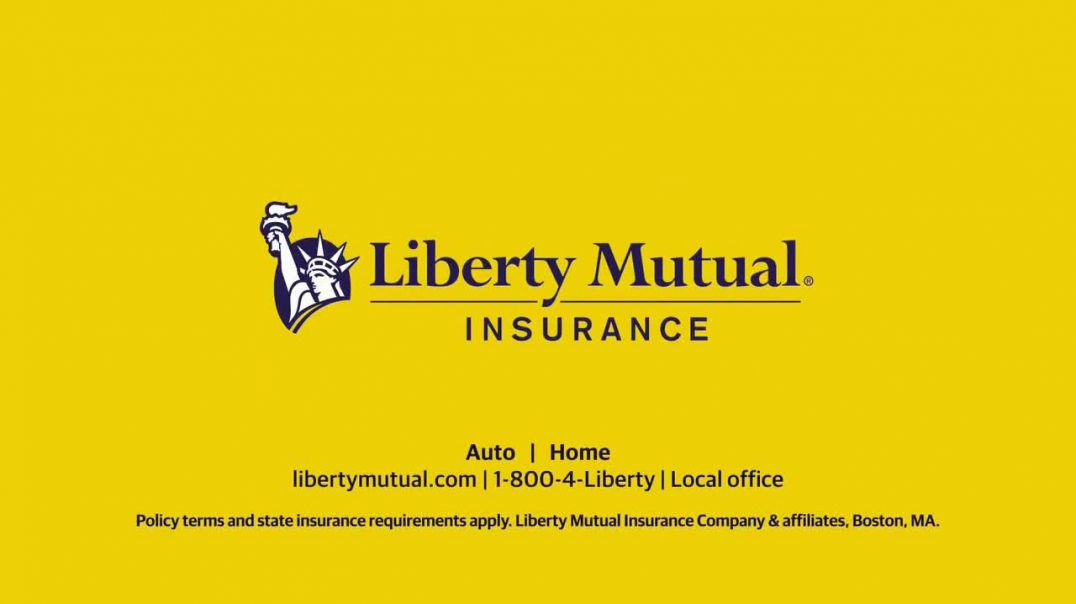 Liberty Mutual TV Commercial Ad, Caricature Artist.mp4