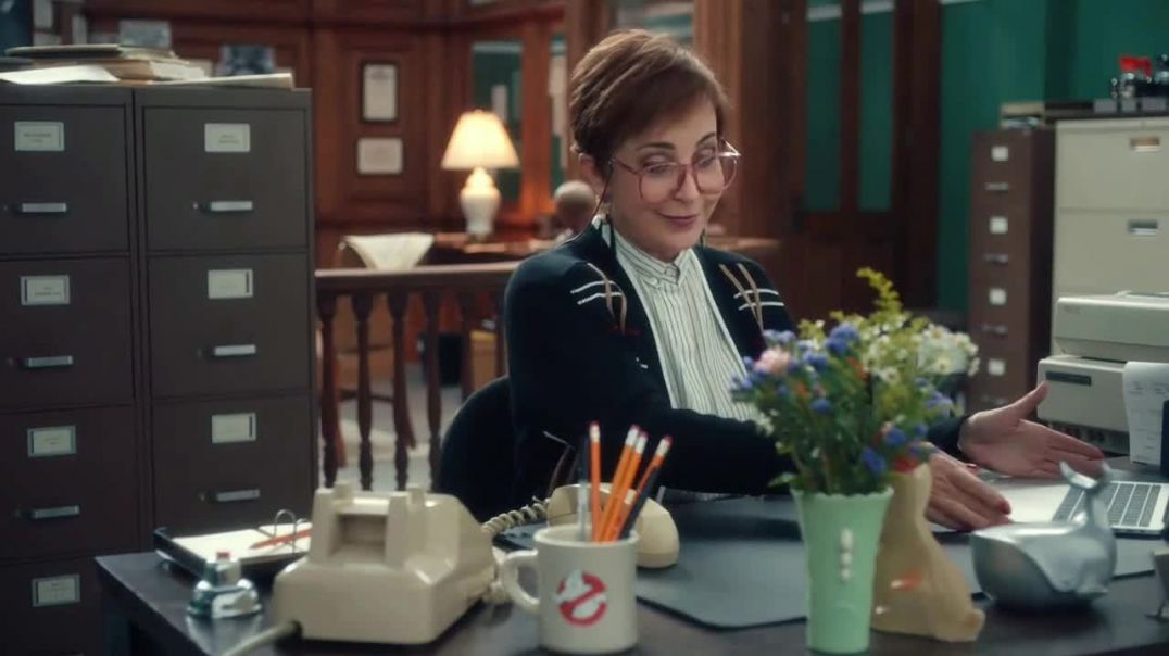 QuickBooks TV Commercial Ad, Happy Business Ghostbusters Featuring Annie Potts, Song by Ray Parker J