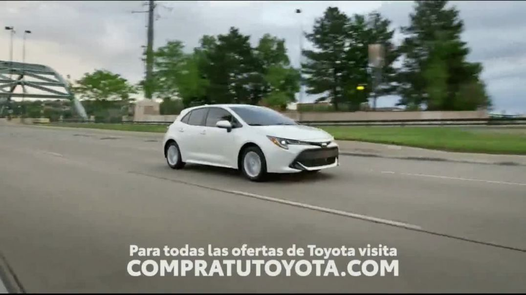 Toyota TV Commercial Ad, Los autos mandan [Spanish].mp4