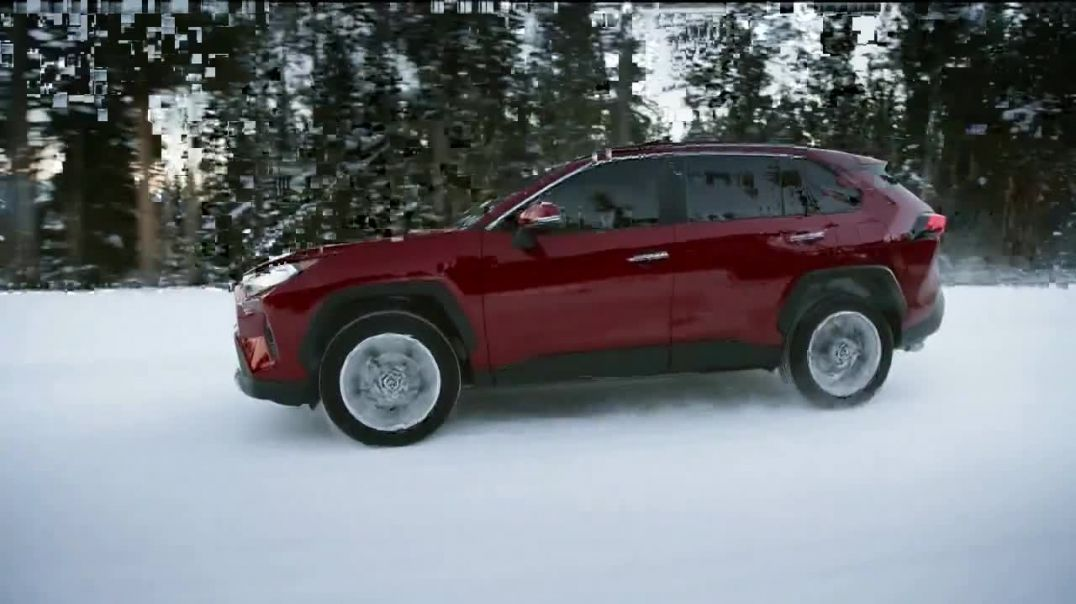 Toyota AWD Season TV Commercial Ad, Be Ready SUVs Featuring Ethan Erickson, Danielle Demski.mp4