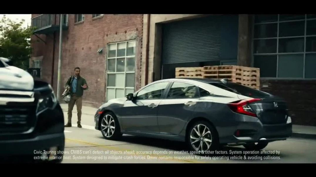Honda TV Commercial Ad, Safety Affects Everyone.mp4