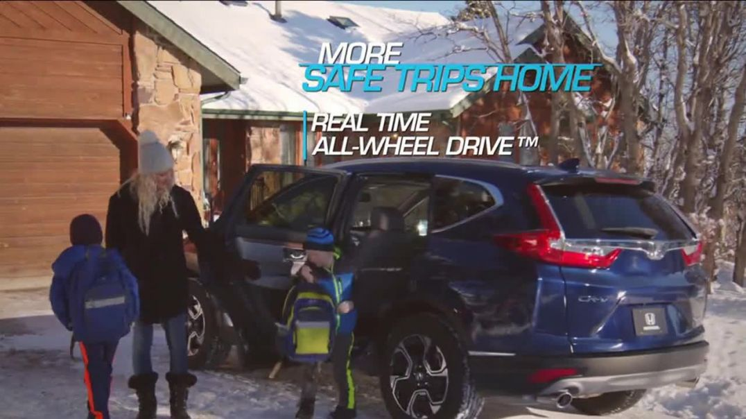 Honda TV Commercial Ad, Take on Winter.mp4