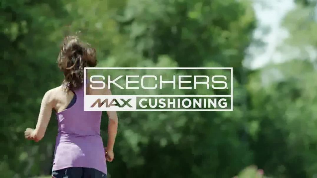 SKECHERS Max Cushioning TV Commercial Ad, Obtener más.mp4