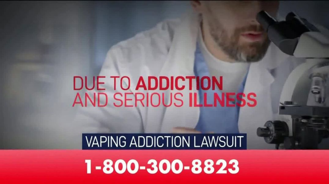 Negligence Network TV Commercial Ad, Vaping Teenagers.mp4